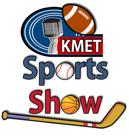 KMET Sports Show MET MEDIA LOGO 2