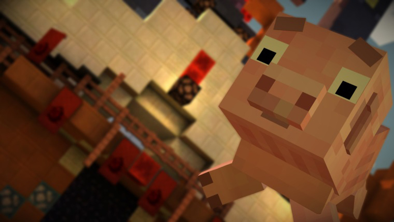 Minecraft: Story Mode- Episode : Assembly Required Review -