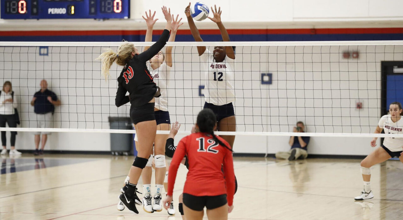 Volleyball Beats The Best Roadrunners Top No 1 Tampa At Event Center