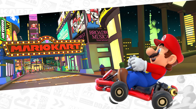 Nintendo S Mario Kart Tour Spins Out